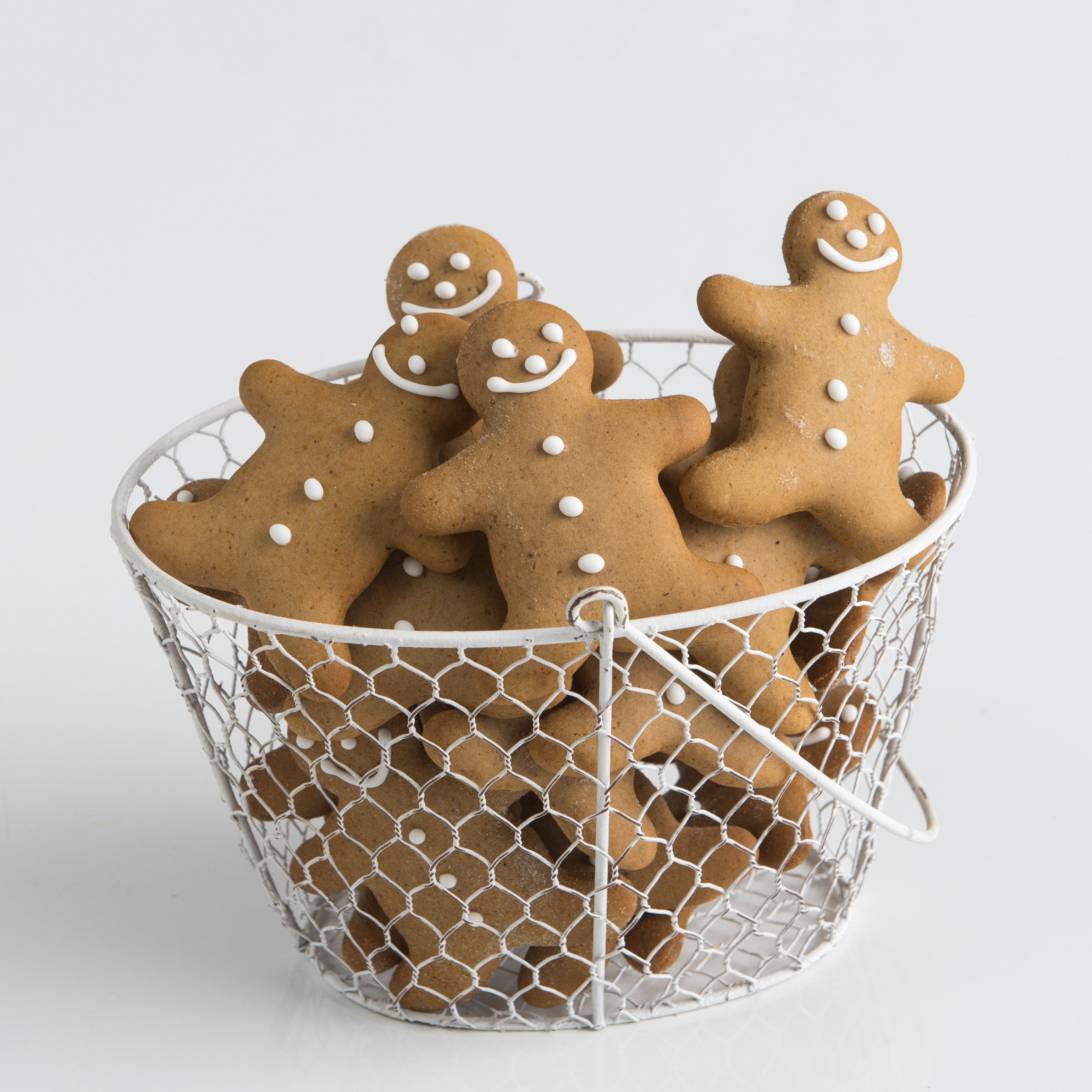 Mini Gingerbread Men Packet