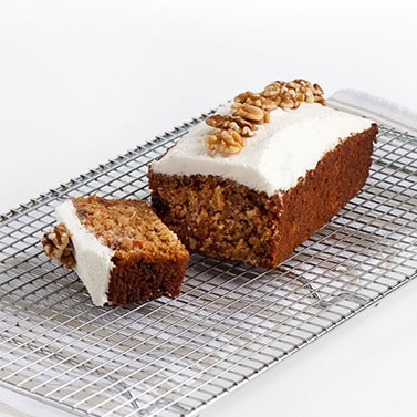 Carrot Cake Made With Pineapple And Coconut
